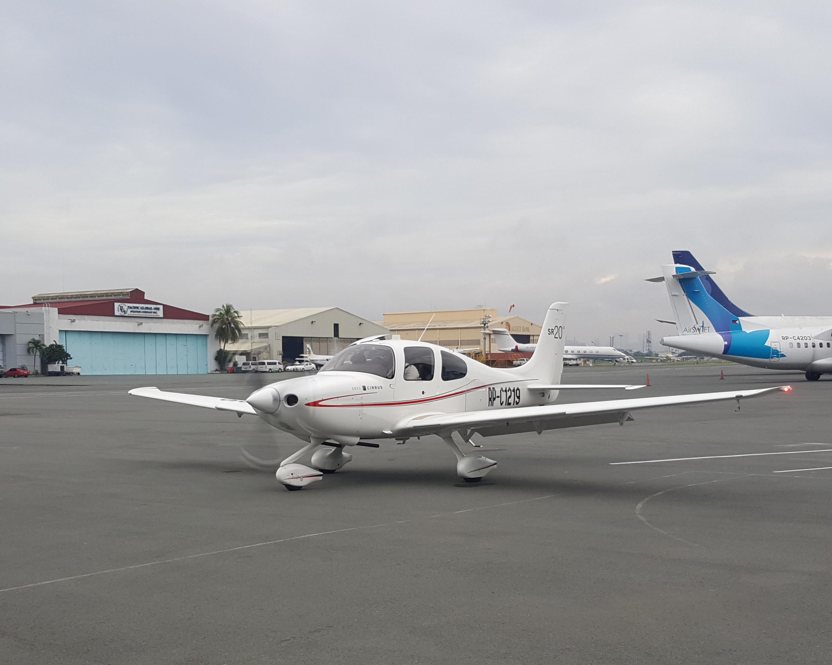 Aircraft Sales – Manila Aerospace Products Trading